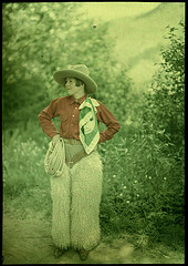 Cowgirl, George Eastman House
