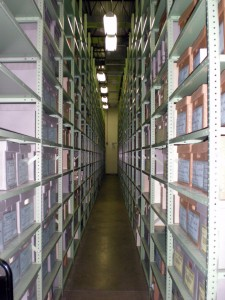 Former SIA Collections Storage, Smithsonian Institution Archives