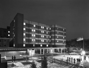 R•I•T Big Shot No. 1, HIGHLAND HOSPITAL, Rochester, New York USA, produced by The Highland Hospital, The RIT Biomedical Photographic Communications Dept., Other Students, Faculty & Friends of RIT Photography, December 4, 1987.
