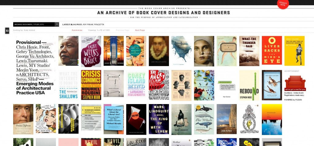 The Book Cover Archive