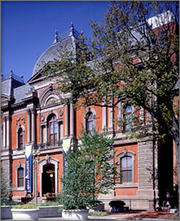 The Renwick Gallery, by Unknown, 2011
