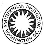 Third Seal of the Smithsonian, 1966, Smithsonian Institution Archives, Information File.