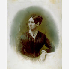 Dorothea Lynde Dix, 1879, by an unidentified photographer, photographic print, courtesy of the Natio