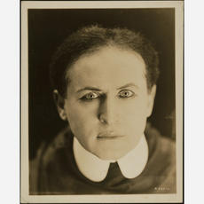 Harry Houdini, c. 1920, by Unidentified photographer, National Portrait Gallery, Smithsonian Institu
