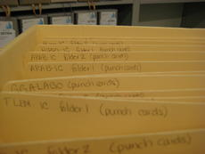 Records recently transferred from National Zoological Park dating from the 1960s.