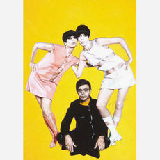 Rudi Gernreich, 1967, by Boris Chaliapin, National Portrait Gallery.