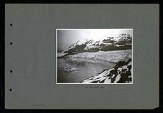 The Reid Glacier in Glacier Bay, Smithsonian Institution Archives, Record Unit 7243, Box 1, SIA2012-3674.
