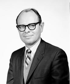 Robert P. Multhauf, c. 1970, Neg. no. MAH 64181.