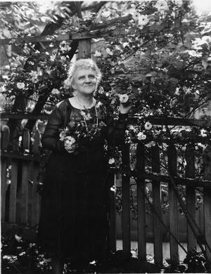 May Gorslin Preston Slosson (1858-1943), Smithsonian Institution Archives.
