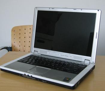 "This 13"" laptop contained approximately 6 GB of files to be transferred to the Archives.  Courtesy o"