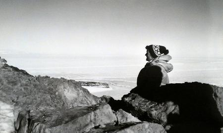Ursula B. Marvin in Antarctica, 1978-1979. Accession 13-060, Smithsonian Institution Archives.