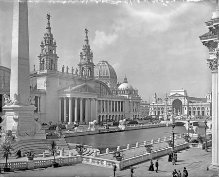 World's Fair: Columbian Exposition, also known as the Chicago World's Fair.