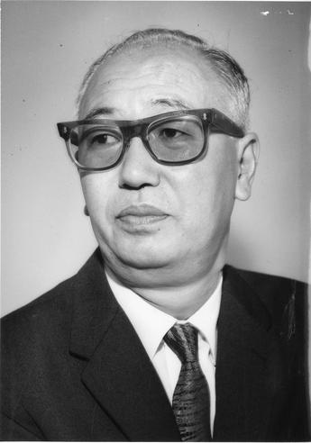 Dr. Toyosaku Minagawa, Japanese biochemist and enzymologist. Copyright: Camera Hawaii, Honolulu. Accession 90-105 - Science Service, Records, 1920s-1970s, Smithsonian Institution Archives, Neg. no. SIA2009-0924.