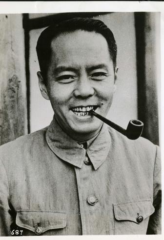 Dr. Robert Kho-Seng Lim, Director of the Chinese Medical Relief Corps since the outbreak of the Sino-Japanese hostilities in 1937, received much of his support from United China Relief.  He was a former professor of Physiology at the Rockefeller-Endowed peiping Union Medical Hospital, May 23, 1942. Accession 90-105 - Science Service, Records, 1920s-1970s, Smithsonian Institution Archives, Neg. no. SIA2010-2217.