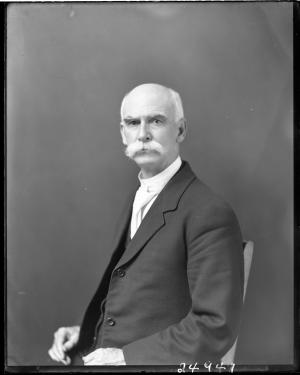 Portrait of Thomas William Smillie