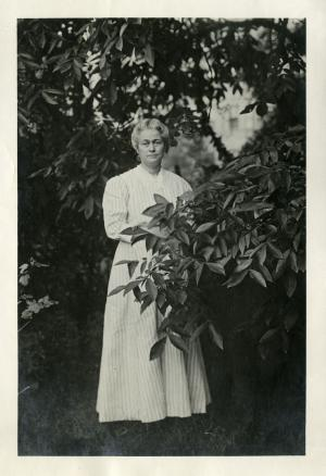 Florence Merriam Bailey, Record Unit 7417 - Florence Merriam Bailey Papers, 1865-1942, Smithsonian I