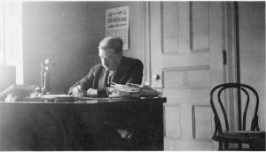Edwin Emery Slosson, Director of Science Service, Accession 90-105 - Science Service, Records, 1920s-1970s, Smithsonian Institution Archives, neg. no. SIA2009-3451.