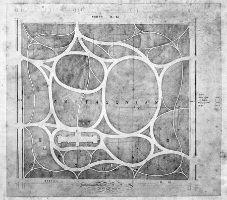 Smithsonian Grounds Plans