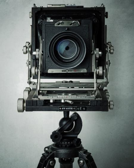 Treasured Cameras, a short photo series by photographer Julian Calverley.