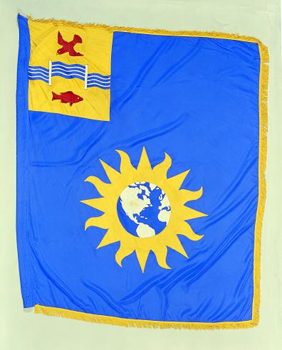 Smithsonian Tropical Research Institute flag