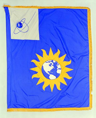 National Air and Space Museum flag