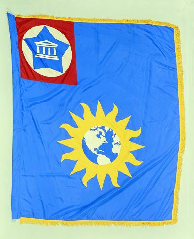 National Museum flag