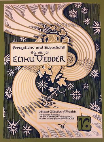 Perceptions and Evocations: The Art of Elihu Vedder, 1978-1979.