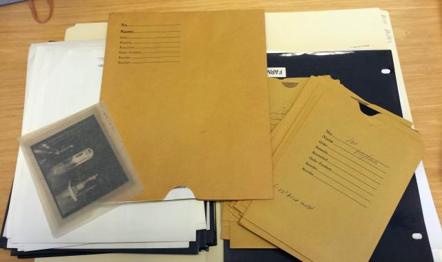 Image of the contents of the folder