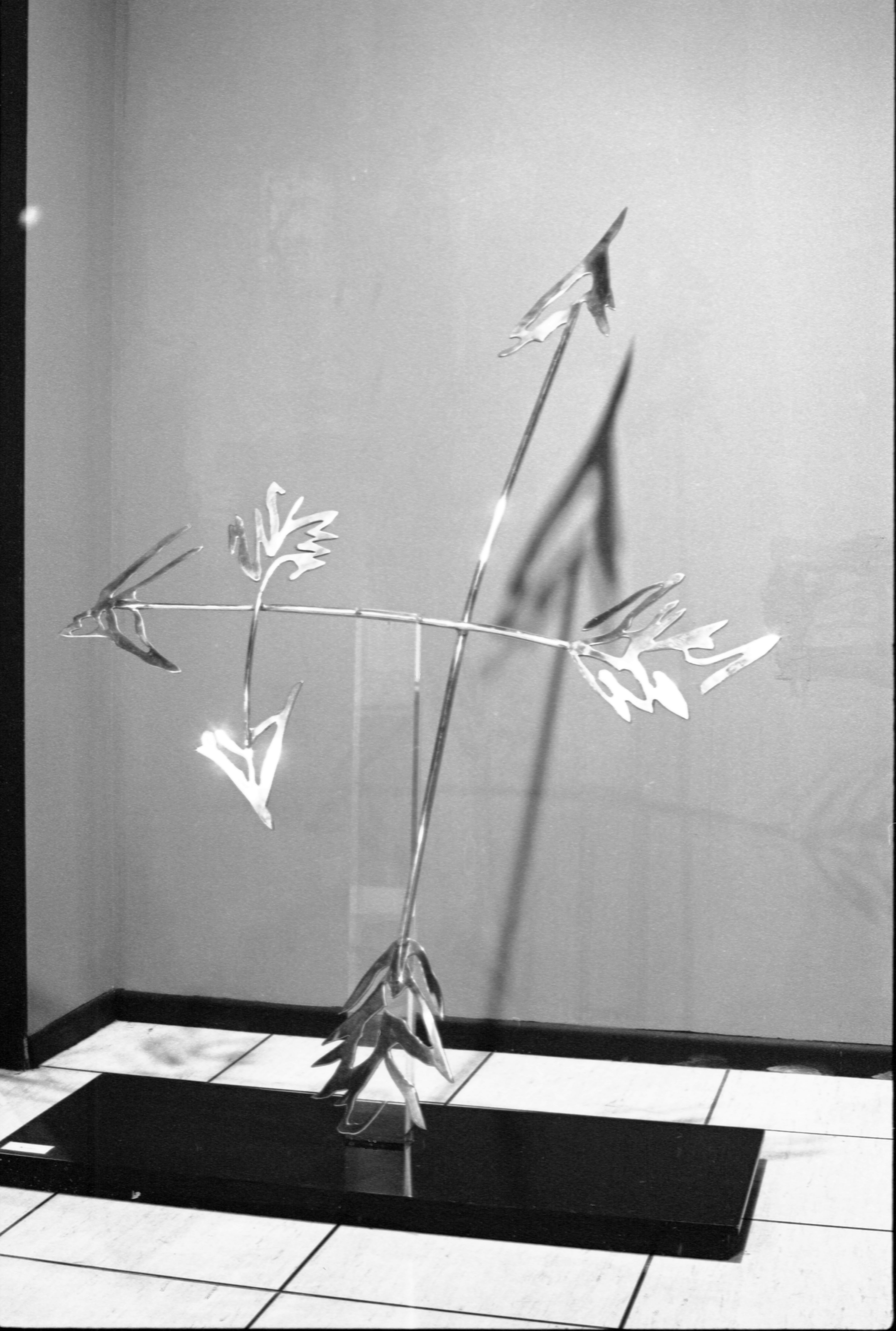 Arrows, Bronze, by Ralph M. Tate.