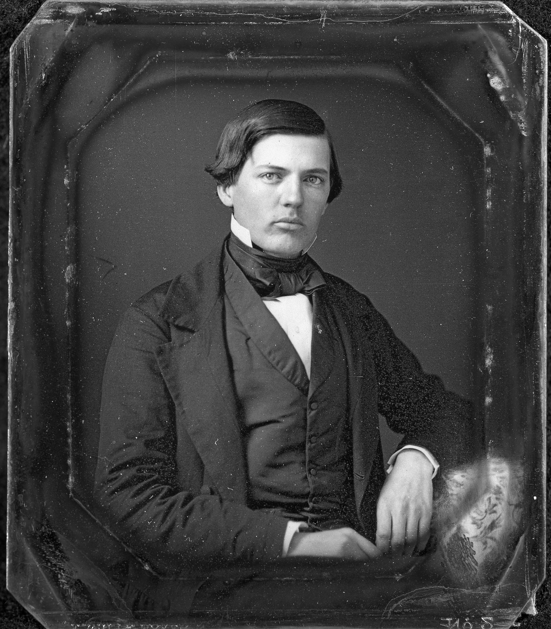 Spencer Fullerton Baird Portrait