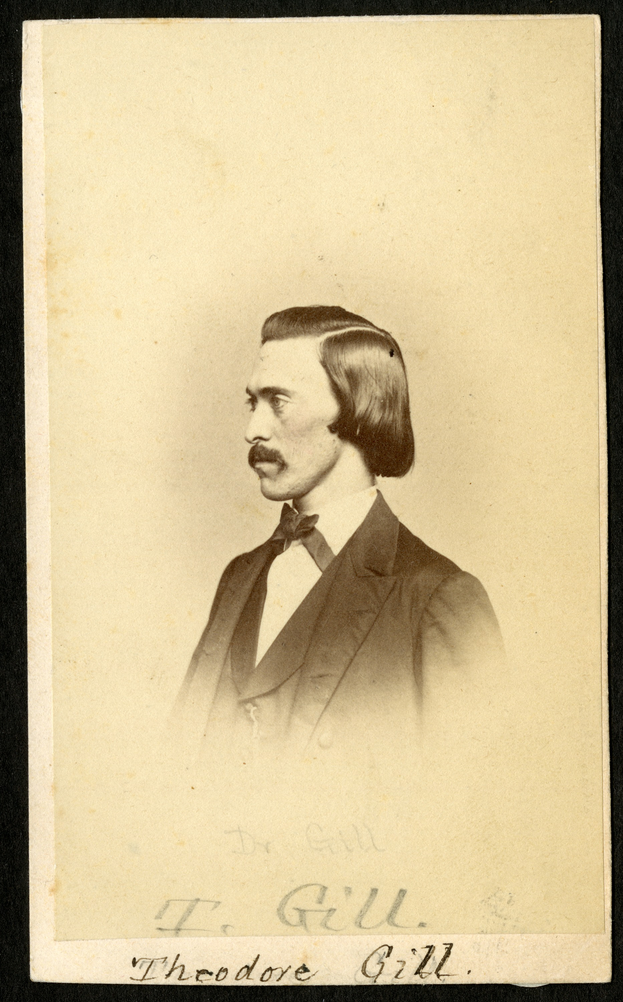 Theodore Nicholas Gill (1837-1914)