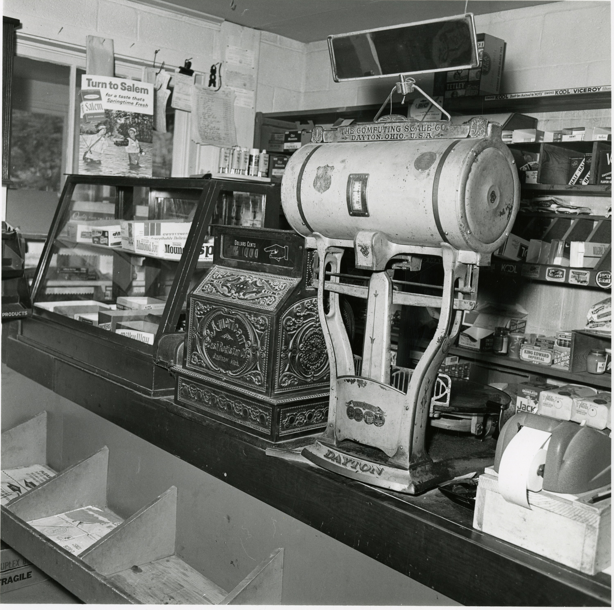 Museum of History and Technology, Post Office.