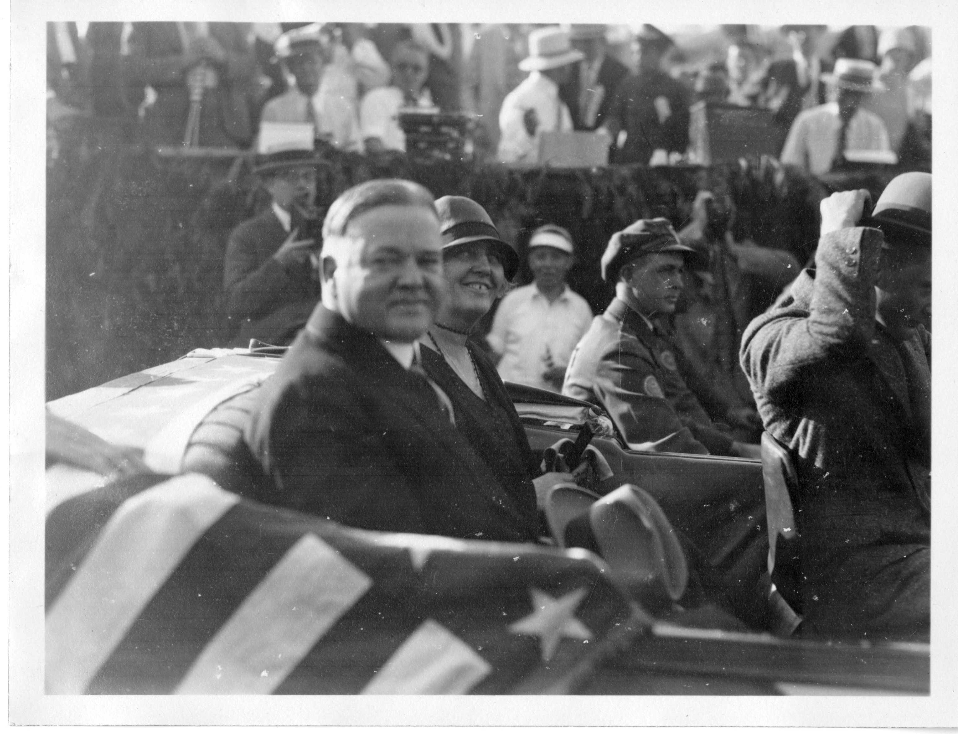 the life and times of herbert clark hoover Herbert hoover has 133 to show the positive side of hoover the problem is that at times it is so herbert hoover: a life by glen jeansonne is the.
