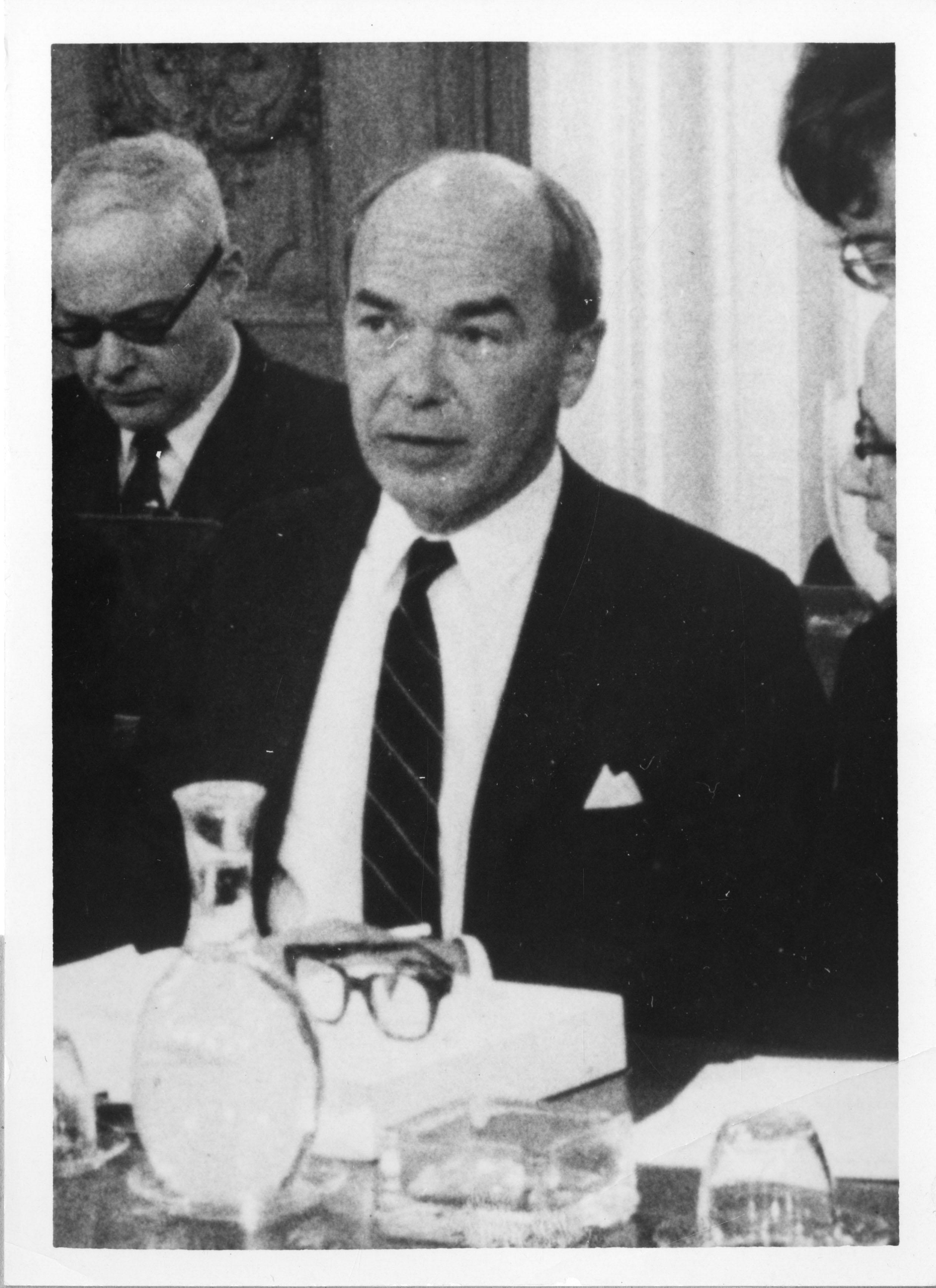 Donald Frederick Hornig