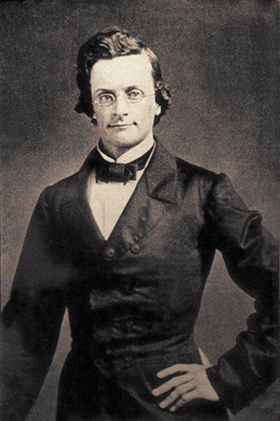 William Stimpson, ca.1862