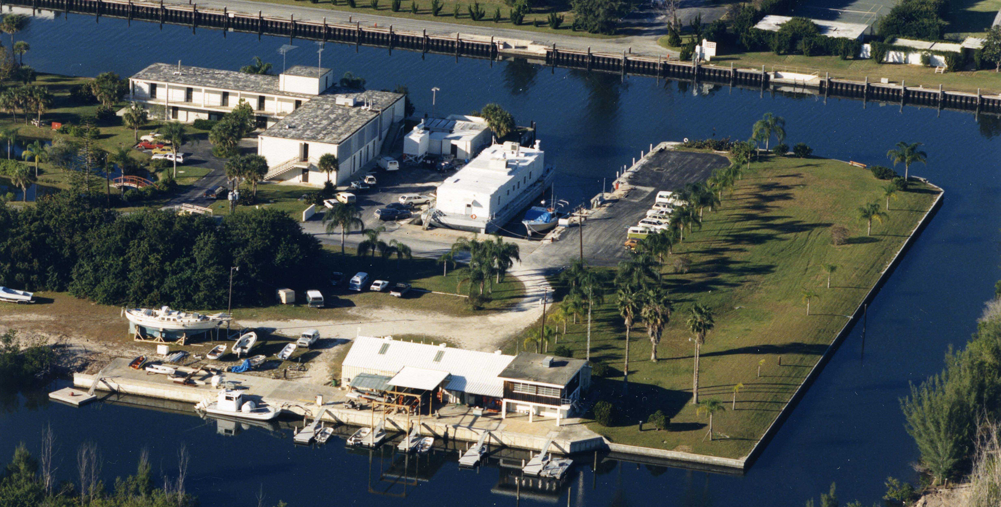Smithsonian Marine Station at Fort Pierce