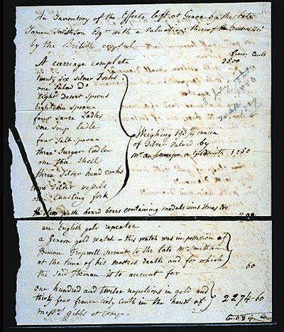 Black and white handwritten document.