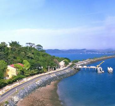Naos Island