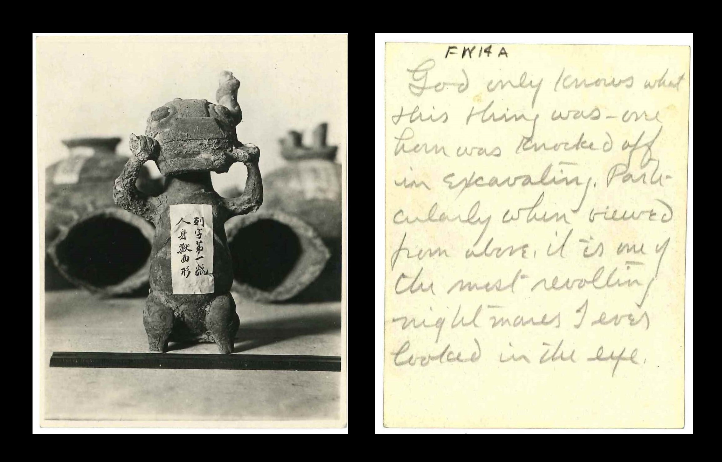 Possible collection acquisition. Accession 03-018: Freer Gallery of Art and Arthur M. Sackler Gallery, Central Files, 1919-1986, Box 3, Folder: Bishop Correspondence, July-November 1925, Smithsonian Institution Archives.