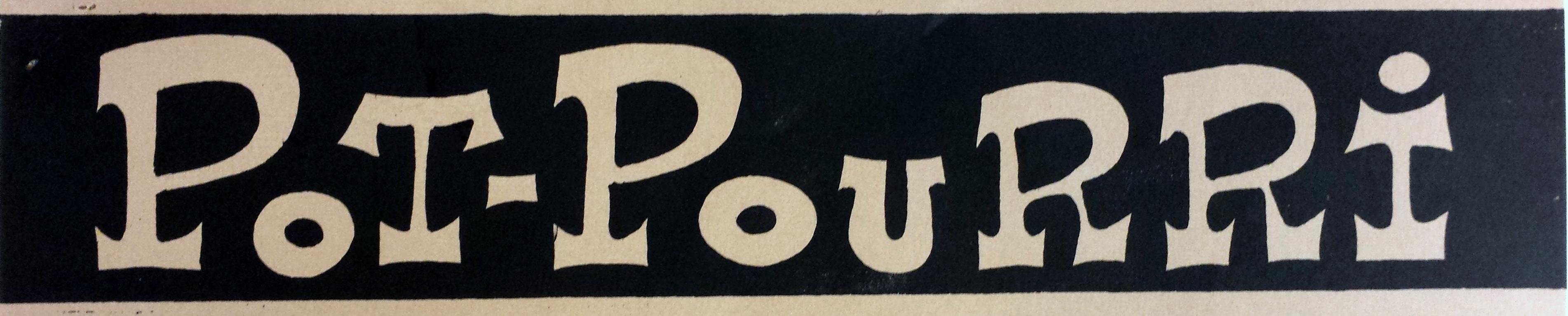PoT-PouRRi letterhead.
