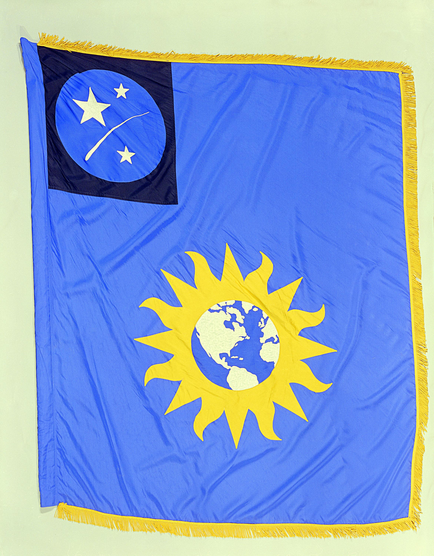 Smithsonian Astrophysical Observatory flag
