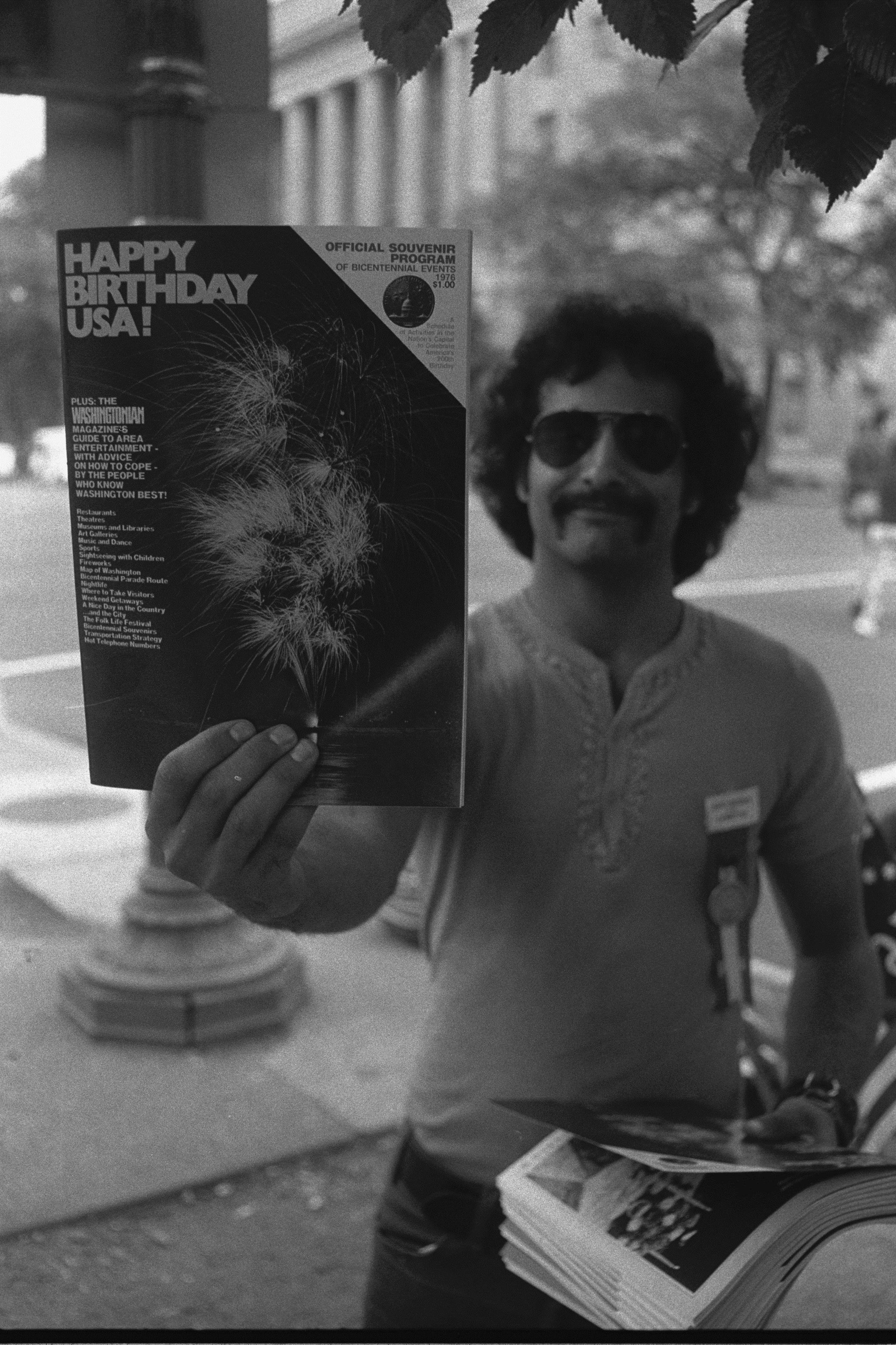 Bicentennial Celebration, 1976
