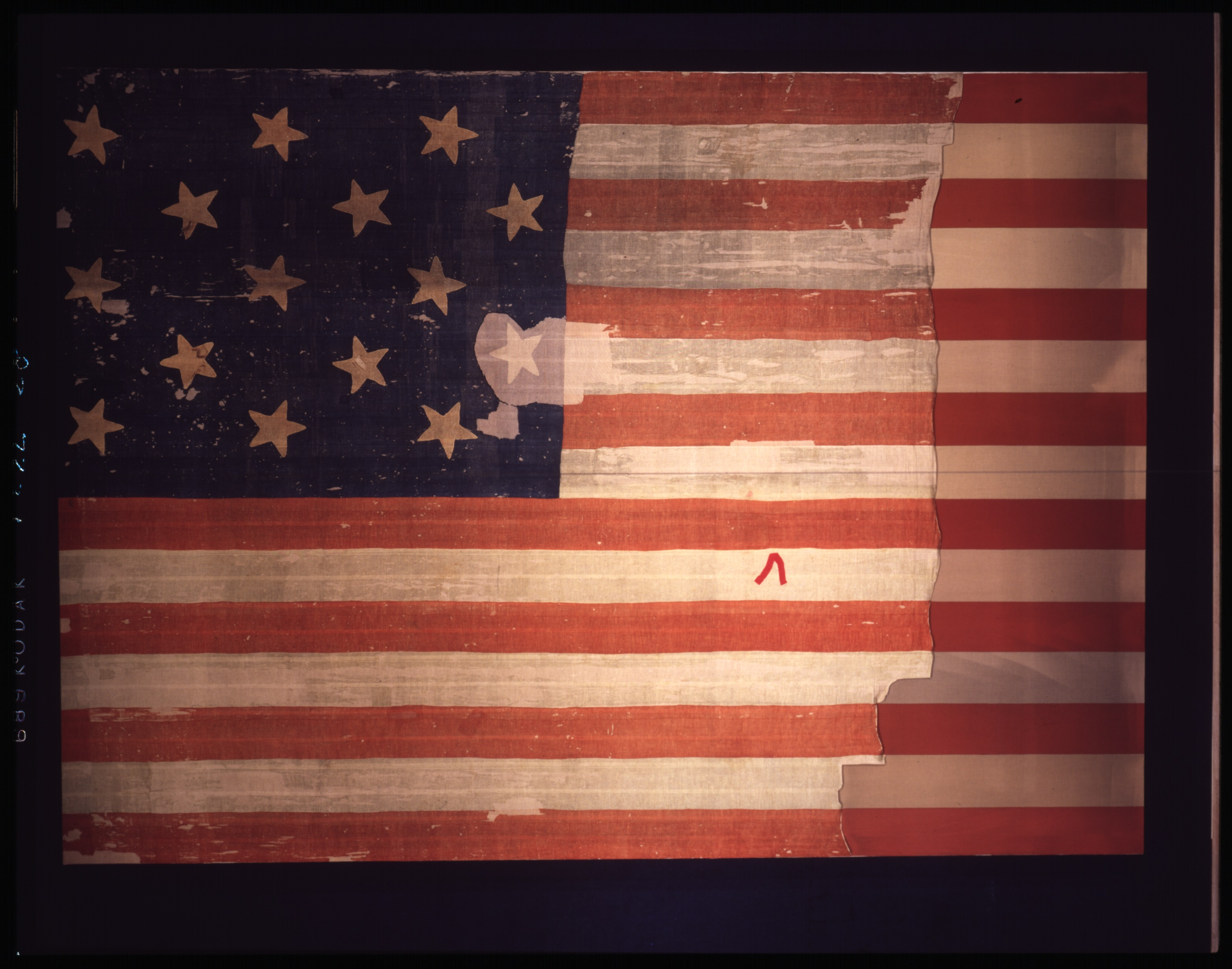 Star-Spangled Banner, by Dane Penland