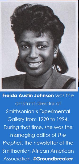 Portrait of Freida Austin from The Prophet.