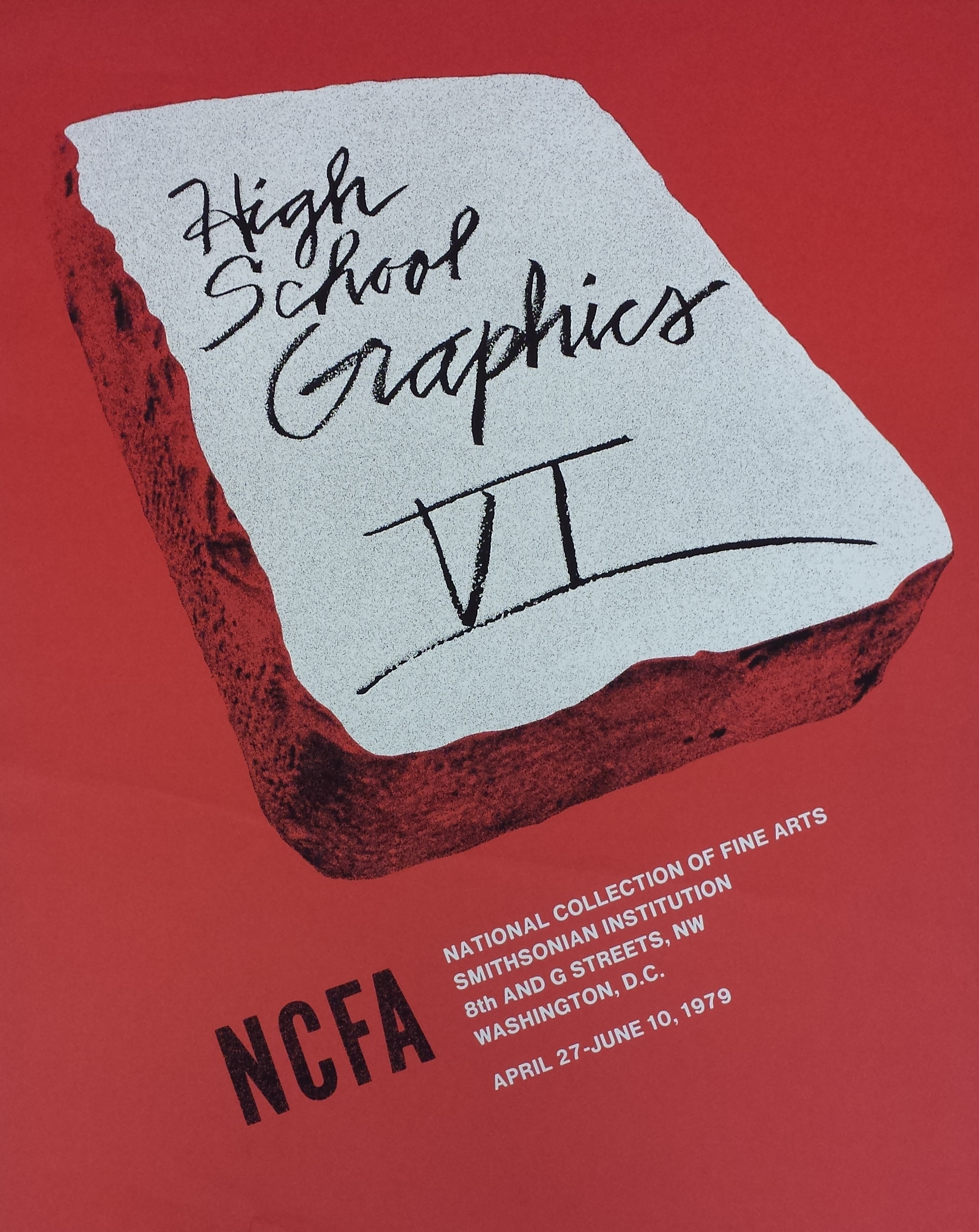 High School Graphics VI, 1979.