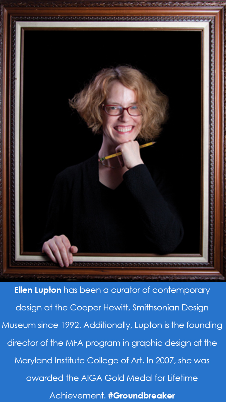Wonderful Women Wednesday: Ellen Lupton