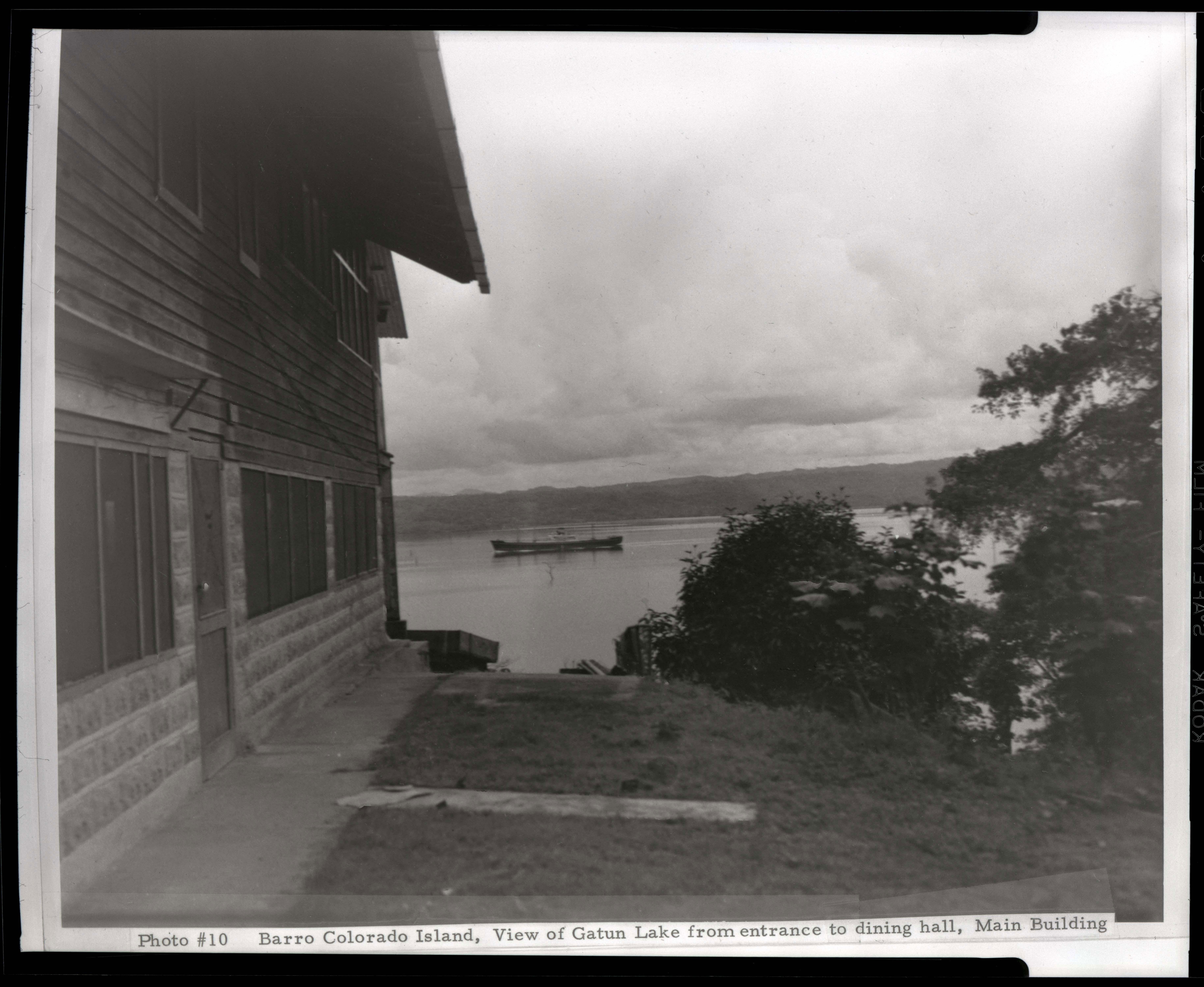 Barro Colorado Island, Smithsonian Tropical Research Institute, Panama