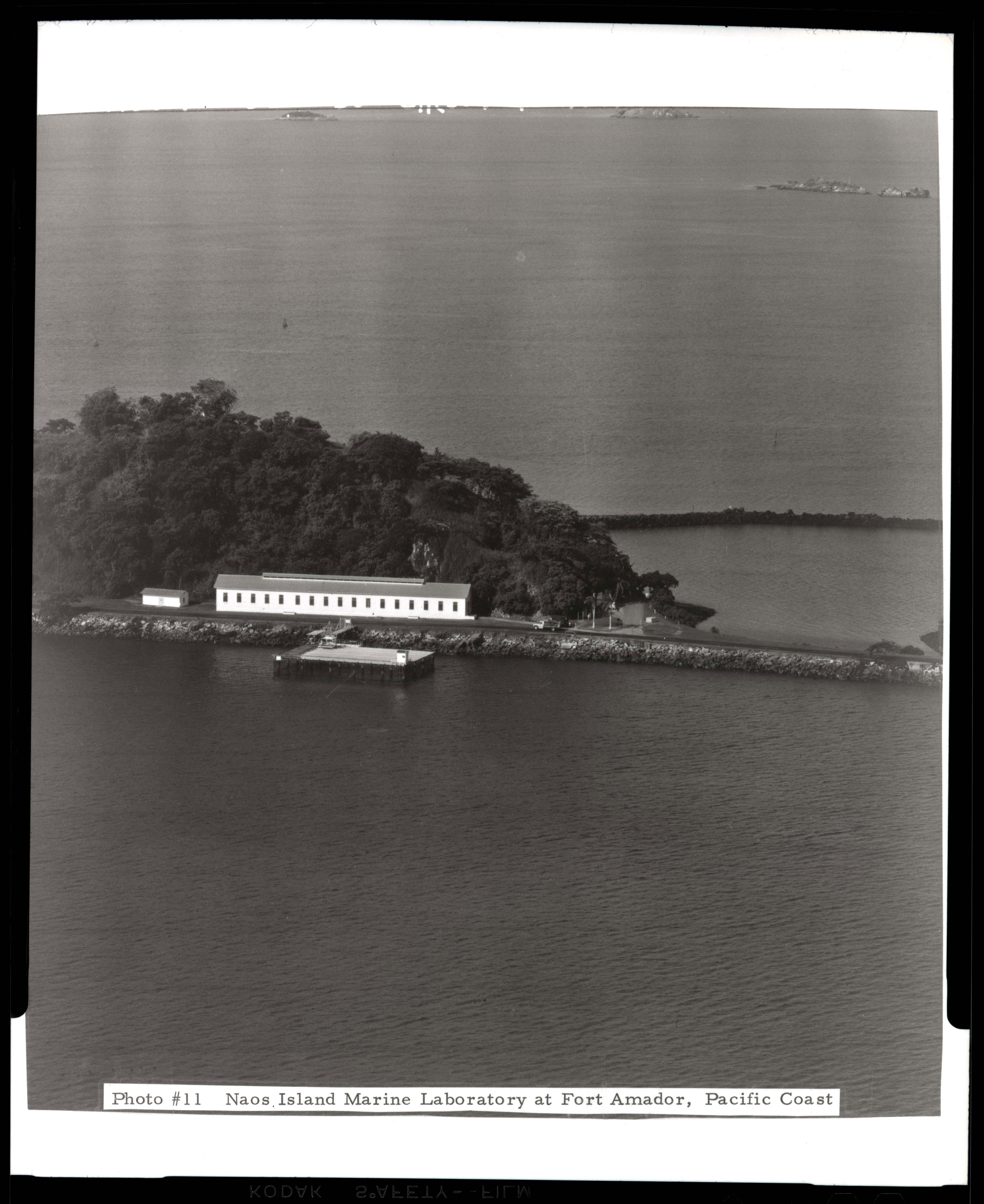 Naos Island Marine Laboratory, Smithsonian Tropical Research Institute, Panama