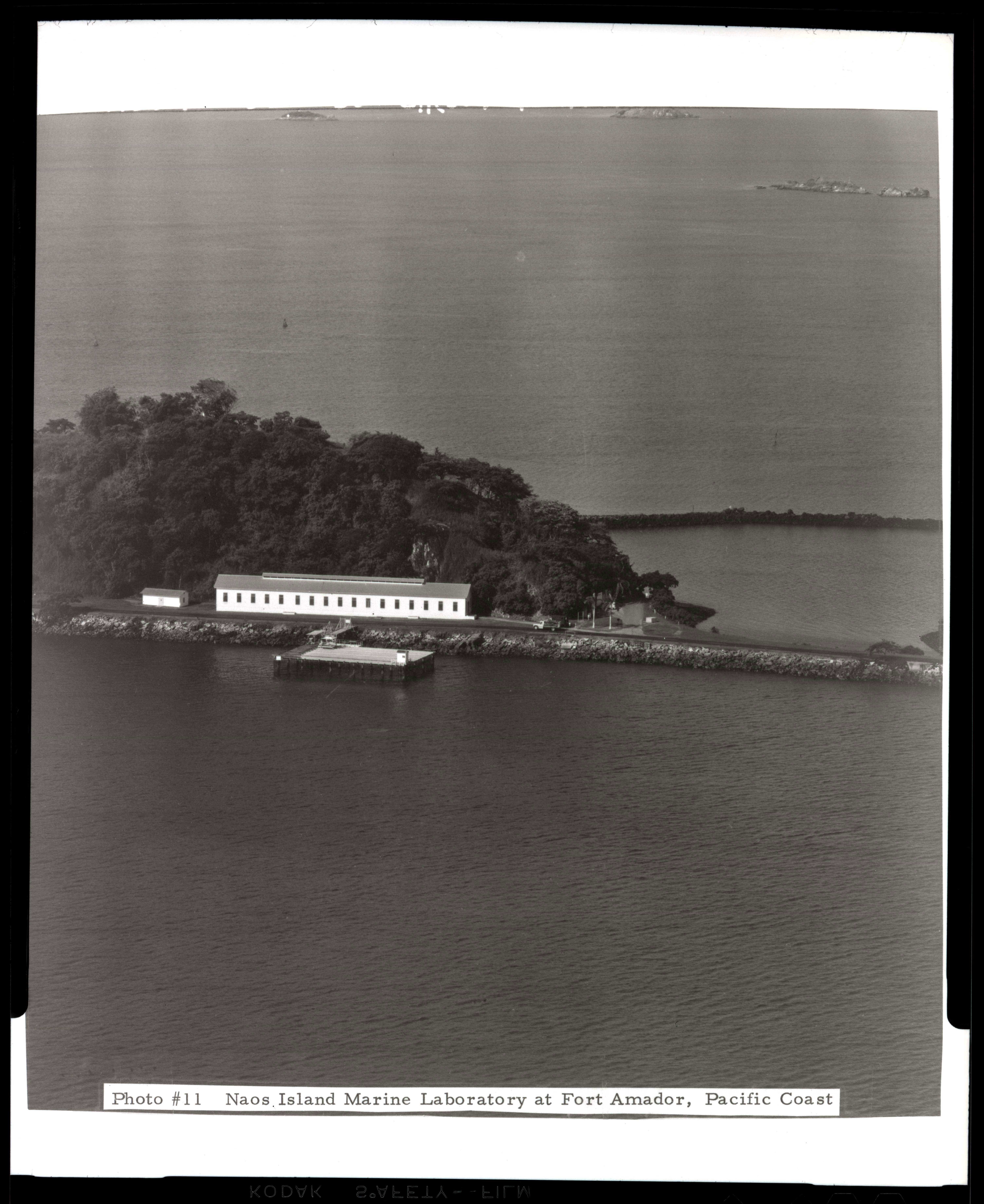 Naos Island Marine Laboratory, Smithsonian Tropical Research Institute, Panama