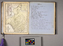 Page 84 of Spencer Fullerton Baird's Index of Correspondence, 1850s-1870s SIA-SIA2014-01490